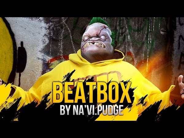 Beatbox from Na`Vi.Pudge (with English subtitles)