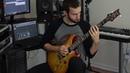 Trinity - Virgil Donati - Guitar and bass Cover