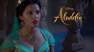 Ксения Рассомахина - Смелой (Oficial Music Video)   From Aladdin 2019   RUSSIAN (Speechless)