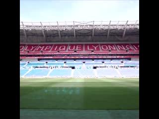 Rcemment annonc par l@OL, le @GroupamaStadium - modlis et prsent dans FIFA20 ! - - Prcommandez lEdition OL ici