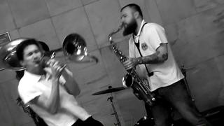Михей и Джуманджи - Сука-любовь (Brevis Brass Band Cover)