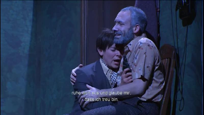 Händel Siroe re die Persia Гендель Сирой царь Персии Händel Festspiele Gottingen 2014