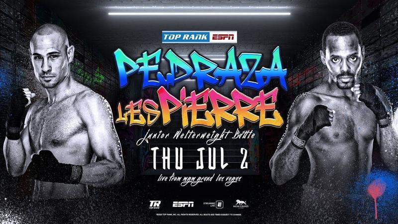 Fight Night Champion Хосе Педраса Миккель Леспьер 2 Jose Pedraza Mikkel LesPierre 2