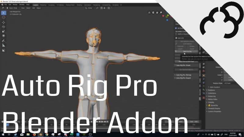Auto Rig Pro Review - Blender Addon