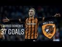Jarrod Bowen's 37 Goals in two seasons Hull City