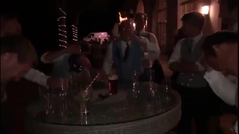 Как пьют настоящие джентельмены