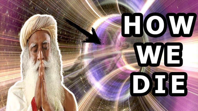 How life energy exits body What happens after death Sadhguru Explain ✔