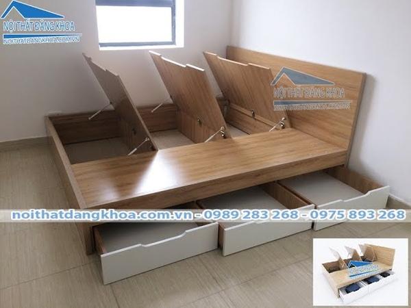 Giường ngủ thông minh đa năng GNDK01 giá 3,5 triệu tại bàn làm việc Đăng Khoa