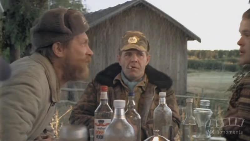 Особенности национальной охоты 1994 Горячие финские парни