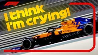 Hamilton's Celebrations, Emotional Goodbyes And The Best Team Radio   2019 Abu Dhabi Grand Prix