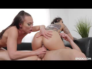 Aidra Fox, Leigh Raven [порно, porno, русский инцест, домашнее, brazzers, porn, all sex, hd, Milf, трах]