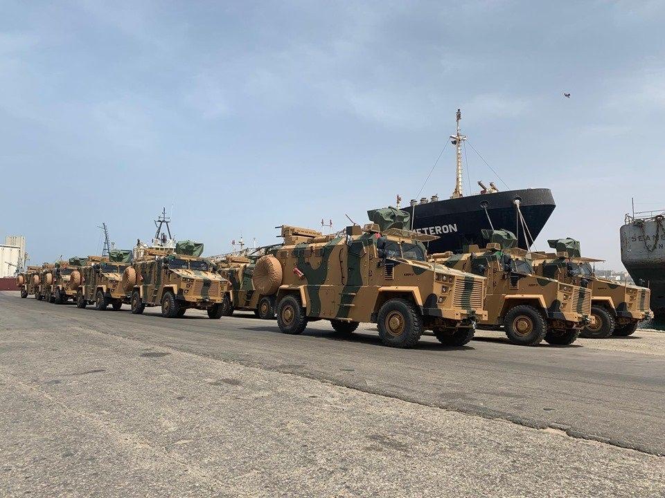 Война в Ливии:итоги 2019 года, изображение №8