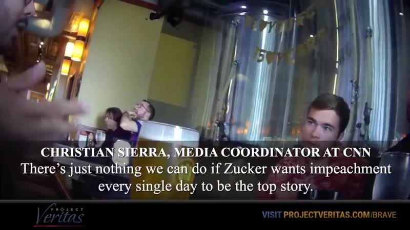 PART 1 CNN Insider Blows Whistle on Network President Jeff Zucker's Personal Vendetta Against POTUS