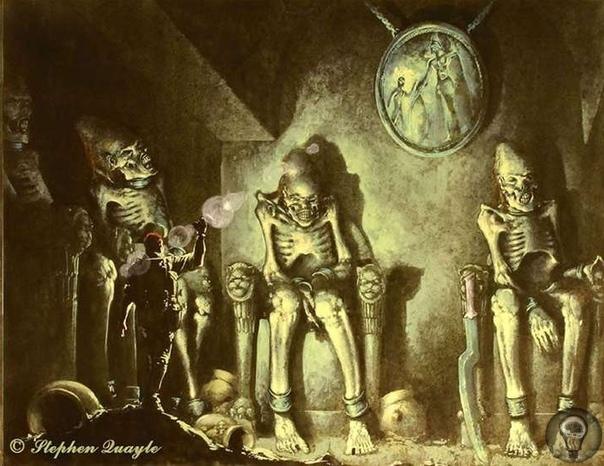 Легендарные великаны Перу, чьи скелеты видели конкистадоры Множество испанских конкистадоров при проникновении в Южную Америку слышали от местных индейцев истории о людях огромного роста.