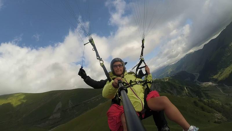 09082019 gudauri paragliding полет гудаури بالمظلات، جورجيا بالمظلات gudauriparagliding com 17
