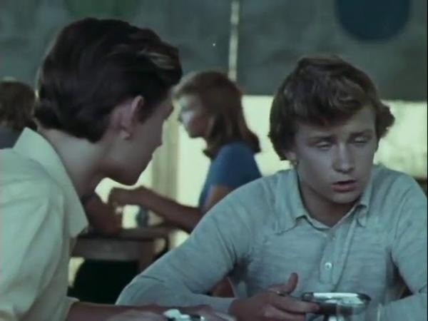 Каникулы Кроша 3 серия 1980 Детский фильм Золотая коллекция