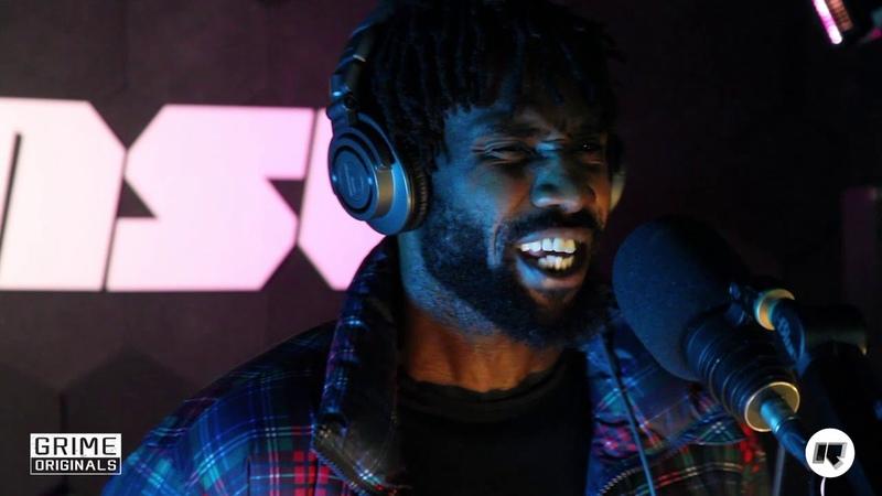 Grime Originals Silencer with Roachee K9 Scrufizzer Sharky Major Rinse FM