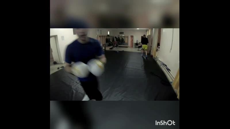 Рукопашный бой. г. Камышин. Bykoff_team
