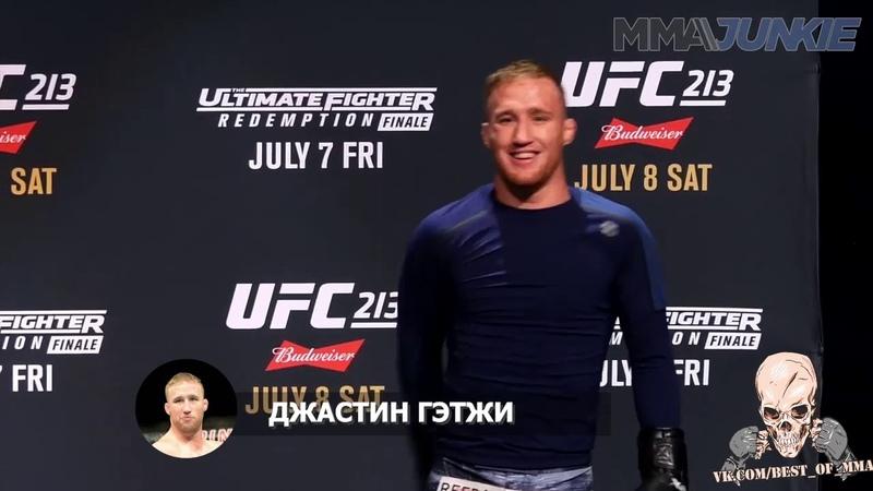 ГЭТЖИ О БОЕ ХАБИБ ФЕРГЮСОН НА UFC 249 В ПОДКАСТЕ БИСПИНГА