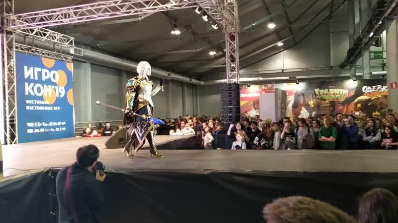 Игрокон 2019 Москва фестиваль настольных игр Джайна Праудмур
