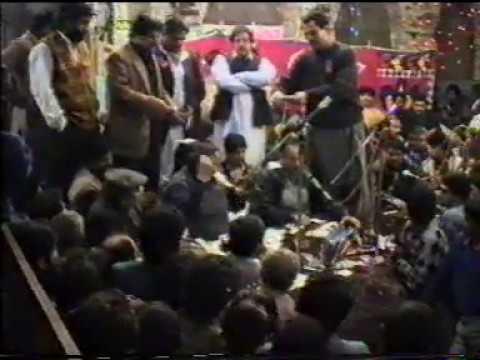 Haq Ali Ali Shah saware karbala ki shah sawari ko salam 13 Rajab 1992 Nusrat Fateh Ali khan 3 3