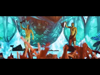 Dimitri Vegas & Like Mike vs. Quintino - The Chase (How Much Is The Fish)