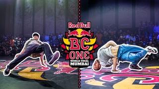 B-Boy Nori vs B-Boy Pesto |Last Chance Cypher Quarterfinal | Red Bull BC One World Final Mumbai 2019