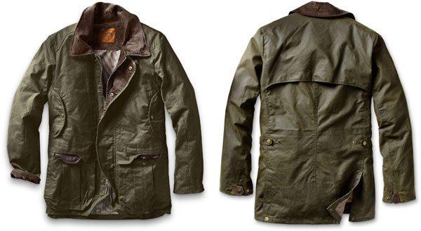 Что такое восковая куртка?