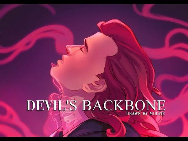 Devils backbone - Good omens Animatic