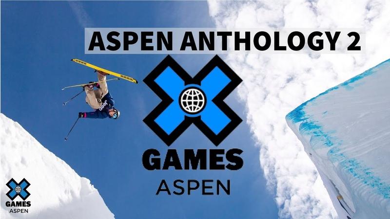 X GAMES ASPEN 2020 ANTHOLOGY Part 2 | X Games Aspen 2020