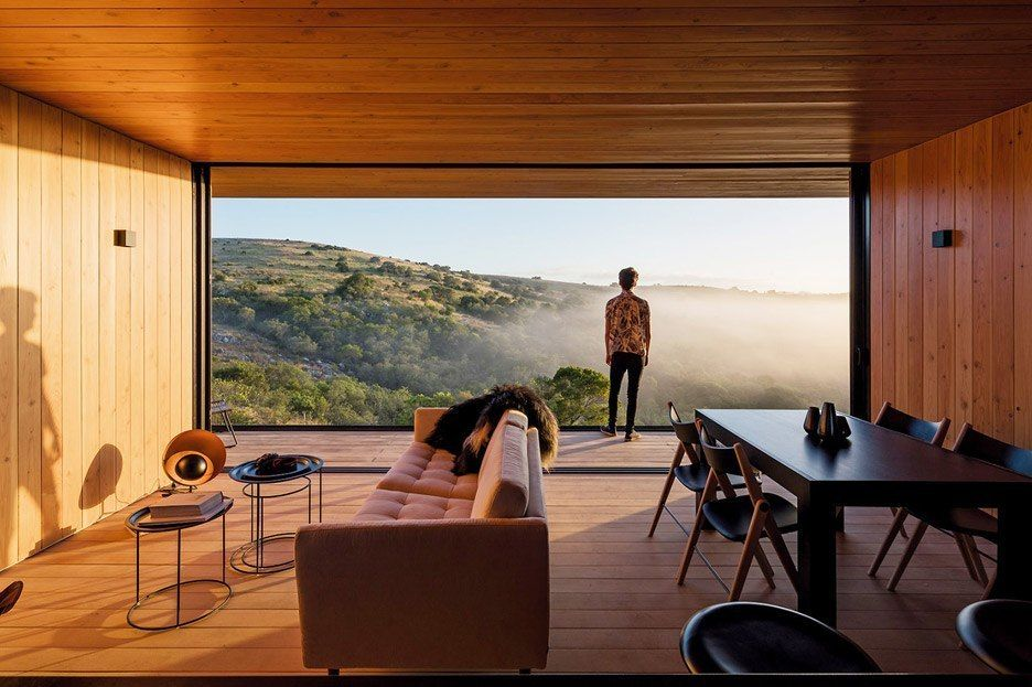 Retreat in Finca Aguy, the 115-square-metre property was designed by MAPA