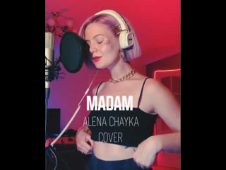 Alena Chayka - MADAM - Jony and Andro Cover
