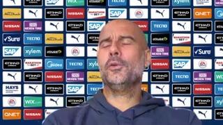 Гвардиола про Лэмпарда, травму Агуэро и график АПЛ | Пресс-конференция Челси - Манчестер Сити