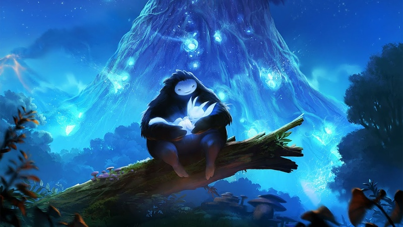УЮТ и АТМОСФЕРА Ori and the Blind Forest