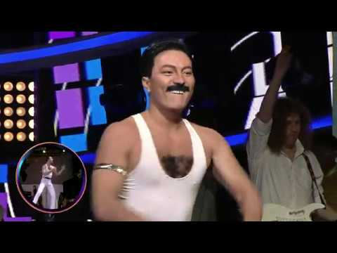 Финал Б Амархүү Freddie Mercury Bohemian Rhapsody Radio Ga Ga Яг түүн шиг 2019