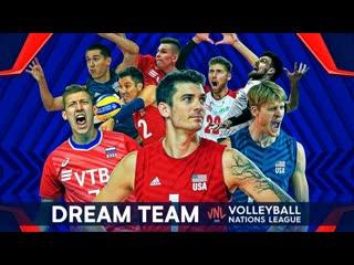 Dream team finals mens vnl 2019