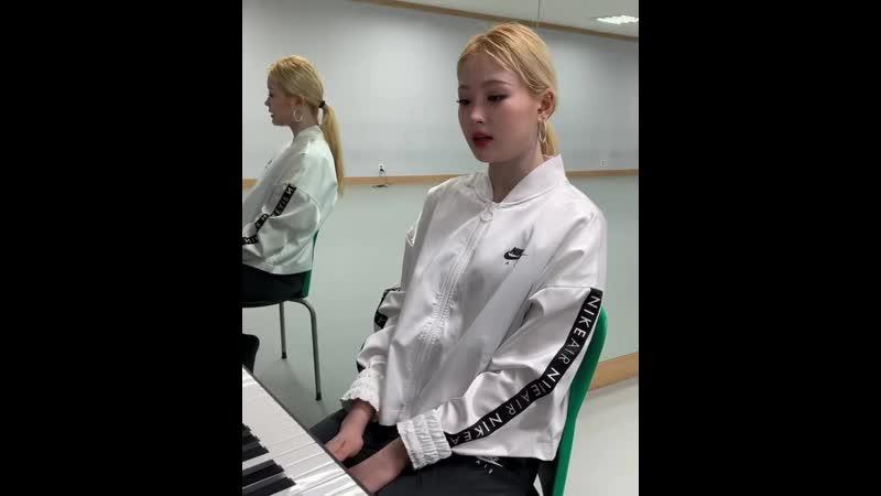 Kiara vocal 2020.05.20 보컬연습🌈🍀🎤 너무너무너무 존경하고 사랑하는 윤미래 선배님 시간이흐른뒤 .