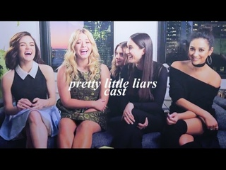 pretty little liars cast | on top of the world
