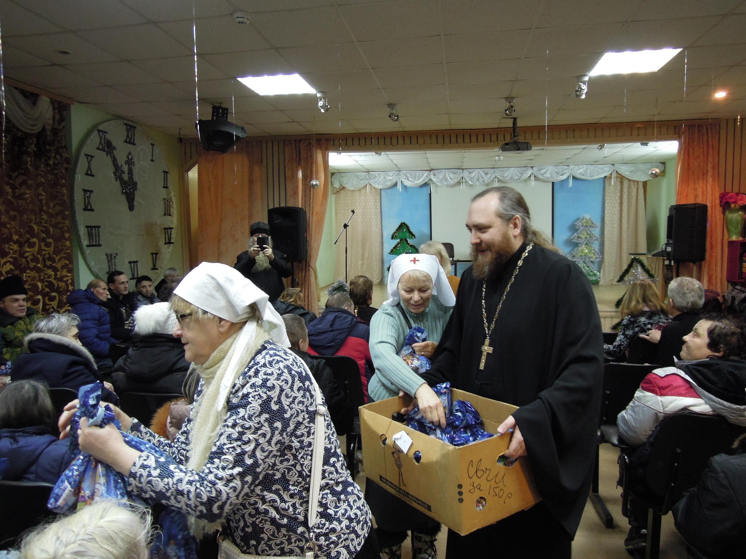 Отдел по Социальному служению Гатчинской епархии совместно с