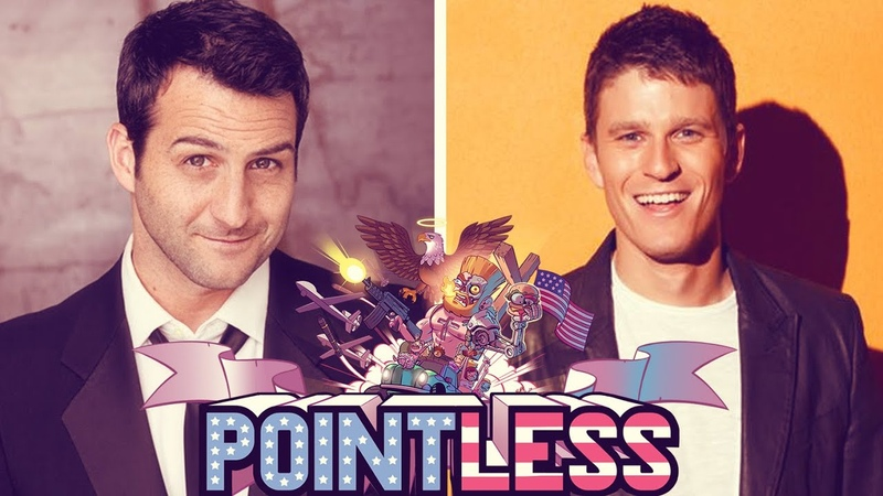 Pointless Episode 89 Jeff Cannata Kevin's Peru Memoire
