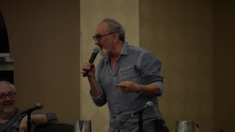 Robert Englund Panel, August 17th, 2019 (Monster Mania Con)
