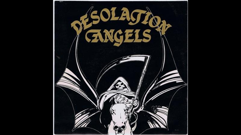 Desolation Angels Valhalla Boadicea Single 1983 EP UK HQ