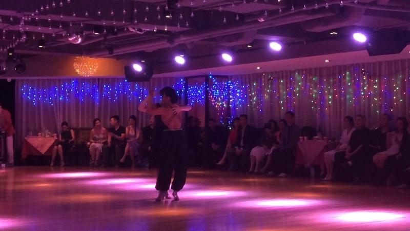 Corina Herrera y Ines Muzzopappa @ Festivalito de Tango en Hong Kong 23