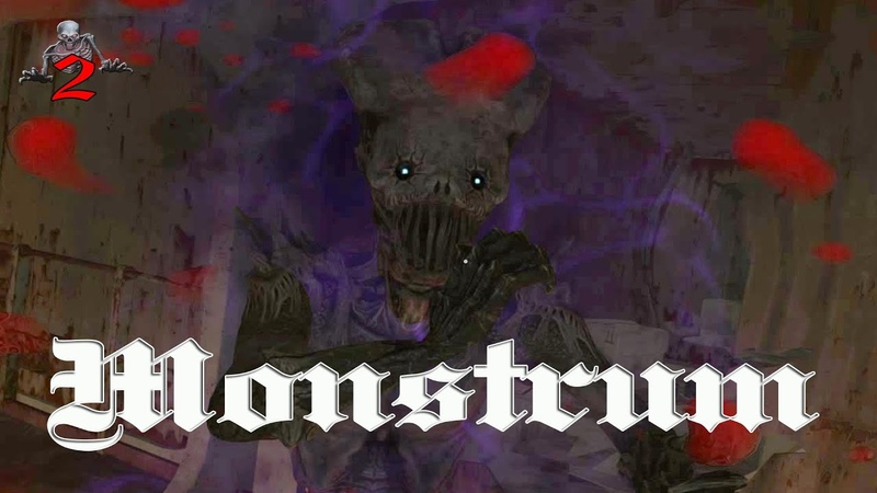 Monstrum (2) ◄ Под слоем пыли ► Хоррор игра - Большой и страшный кораблик - Прохождение