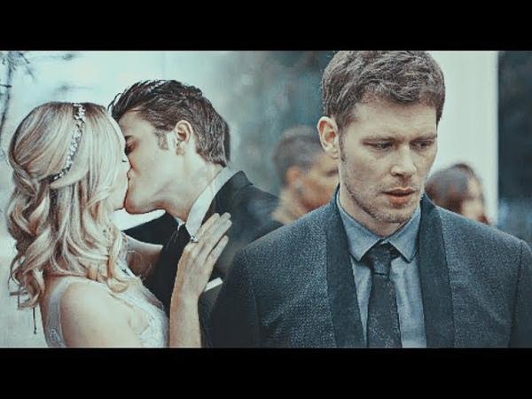 ● Falling apart. || Caroline, Klaus and Stefan {AU 14KHB}