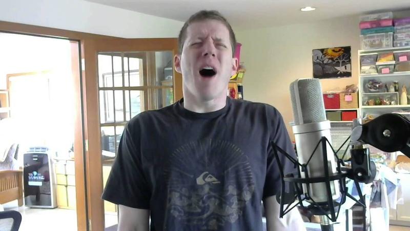 TF2 Scout Voice Actor Doc C'mon Man