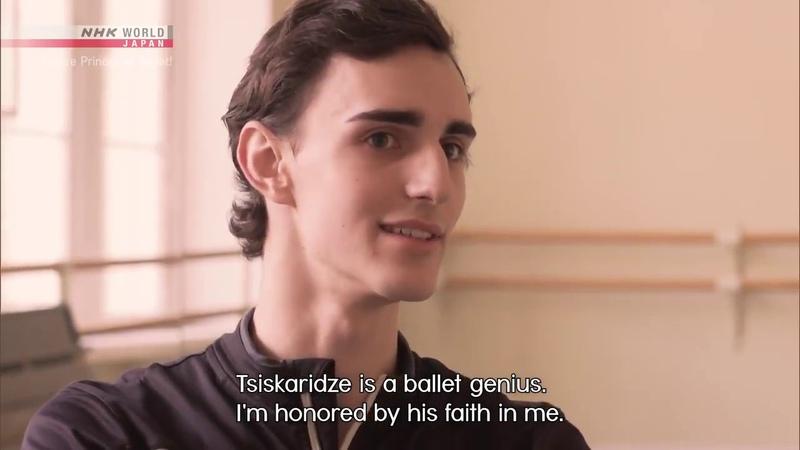 The Vaganova Ballet Academy Part 1 Future Prince of Ballet NHK WORLD JAPAN On Demand