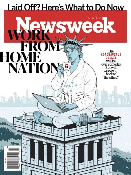 Newsweek USA 4.10.2020