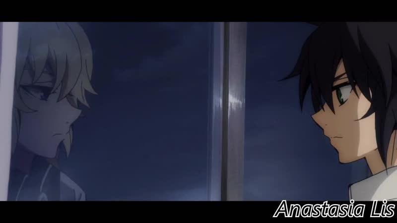 AMV Anime mix..I've got you brother
