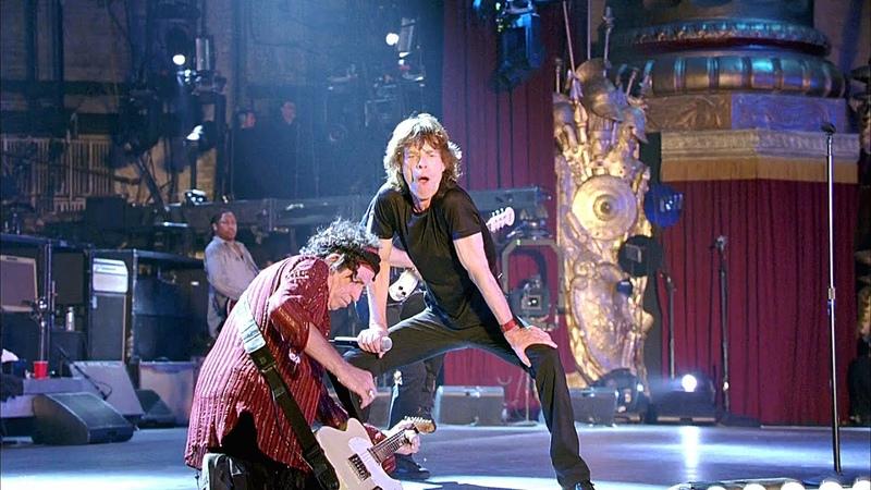 Rolling Stones Paint it Black 2006 Live Video HD